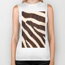 Zebra #society6 #buyart Biker Tank