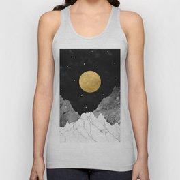 Moon and Stars Unisex Tank Top