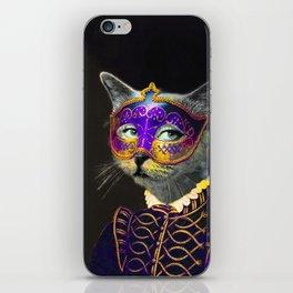 Cool Animal Art - Cat iPhone Skin