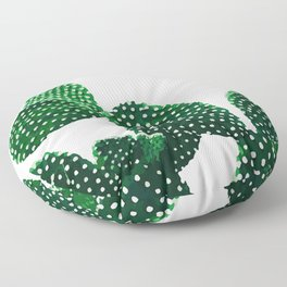 Prickly Plant Floor Pillow