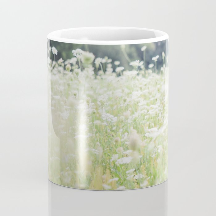 In a Field of Wildflowers Coffee Mug