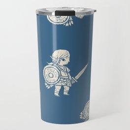 botw pattern Travel Mug