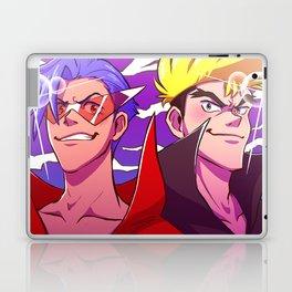 TTGL: Kamina & Kittan Laptop & iPad Skin