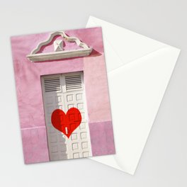Doorway to love Stationery Cards
