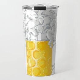 Ice Cold Bee(a)rs Travel Mug