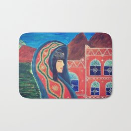 Balqees Alyemen Bath Mat