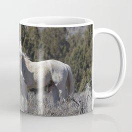 Wild Horses with Playful Spirits No 2 Coffee Mug
