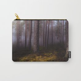 Silence Speaks Carry-All Pouch