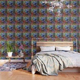 Birds In Armor Wallpaper