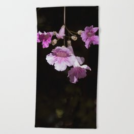 Delicate Pink Beach Towel