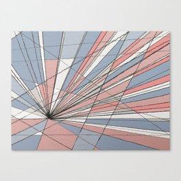 Sol Lewitt Canvas Print