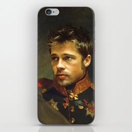 Brad Pitt - replaceface iPhone Skin