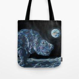 Sudan on the Moon Tote Bag