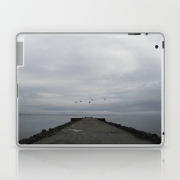 northern melancholy Laptop & iPad Skin