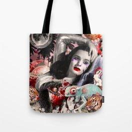 Neptune Avenue Tote Bag