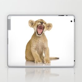 Lion cub Laptop & iPad Skin
