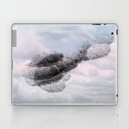 Swooping and looping version 2 Laptop & iPad Skin