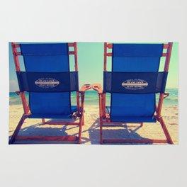 Beach Chair View Rug