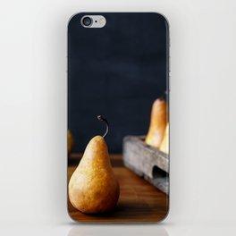 Bosc Pears iPhone Skin