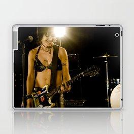 Joan Jett Laptop & iPad Skin