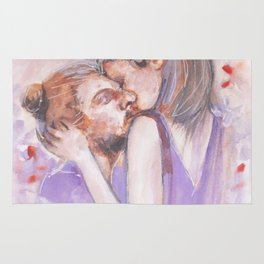 Kiss everyday like is the last one. Rug