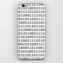 Binary Baby iPhone Skin
