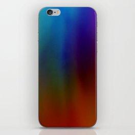 Bruised soul iPhone Skin