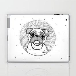 Pug life Laptop & iPad Skin