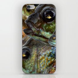 Bluegill Kaleidoscope 1 iPhone Skin