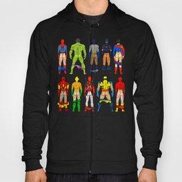 Superhero Butts Hoody