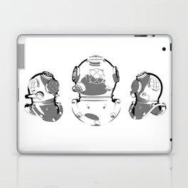 Diving Helmets Laptop & iPad Skin