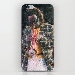 Miles Ahead iPhone Skin