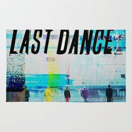 Big Bang Last Dance Rug