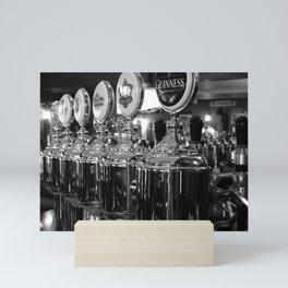 Draft beer Mini Art Print
