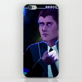 Connor (RK800) iPhone Skin