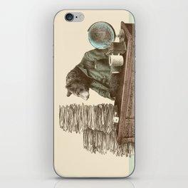 Bearocrat iPhone Skin