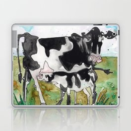 Cow Mommy Laptop & iPad Skin
