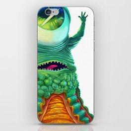 Alien (CY@) iPhone Skin