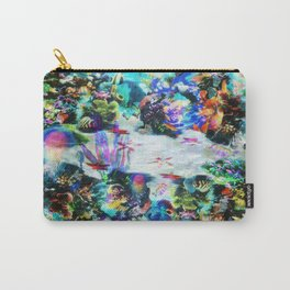 """""""Sealife, SeeLife!"""" by surrealpete Carry-All Pouch"""