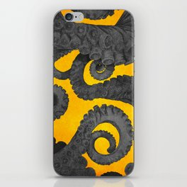 Octopus 3 iPhone Skin