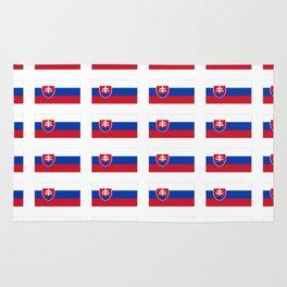flag of slovakia -,Slovak,Slovensko,Eslovaquia,eslovaco, Czechoslovakia, Bratislava, Košice Rug