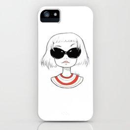 Judgemental Mom iPhone Case