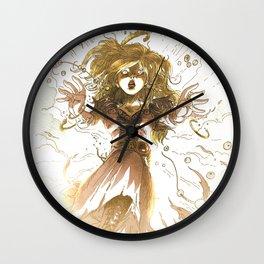 Fallen Princess Wall Clock