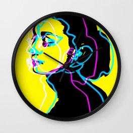 Audrey Kathleen Hepburn-Ruston Wall Clock