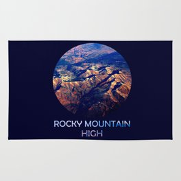 Rocky Mountain High Rug