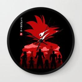 Zenshi Wall Clock