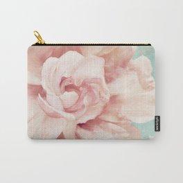 Petals Impasto Mint Carry-All Pouch