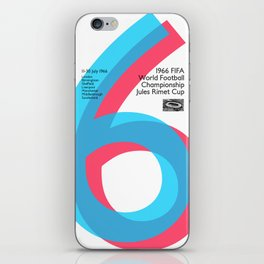 World Cup: England 1966 iPhone Skin