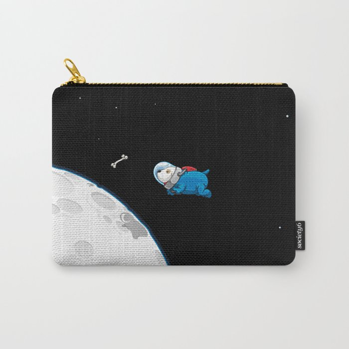 Spacedoggy Carry-All Pouch