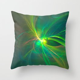 Compound Throw Pillow
